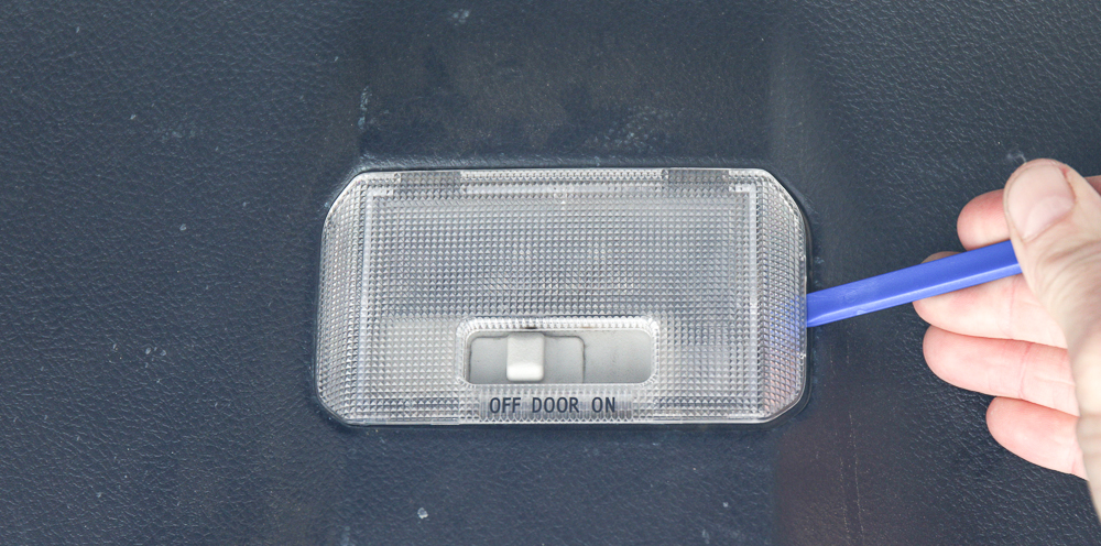 Rear Hatch & Cargo 4Runner LED Light #2 - Pop Tab on Hatch Light