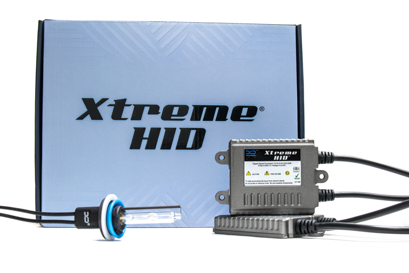 HID (High-intensity) Headlights 5th Gen 4Runner