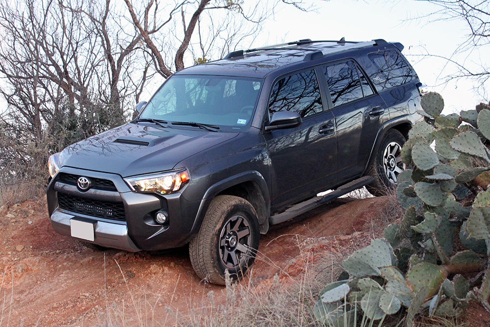 5th Gen 4Runner Features and Technology