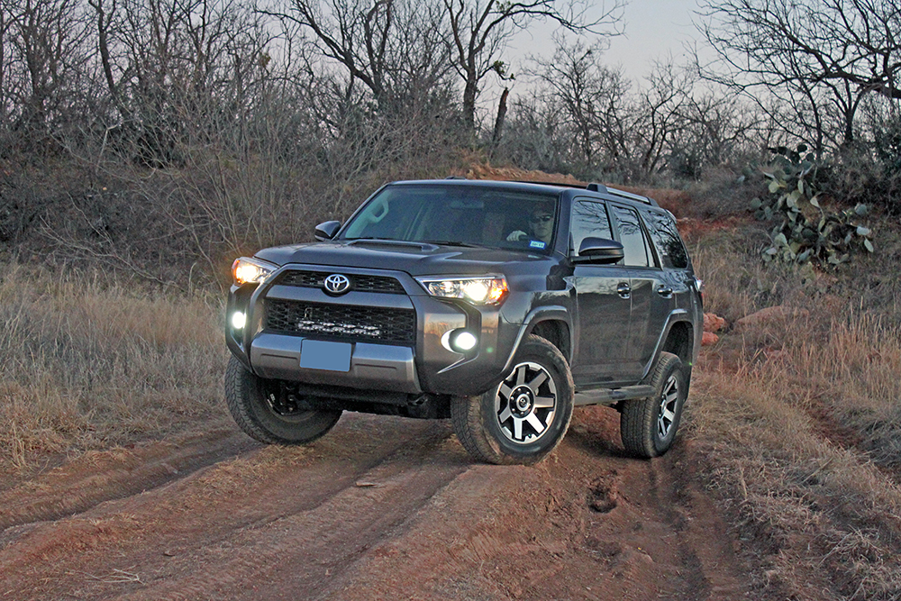 5th Gen 4Runner Off-Road Features Explained