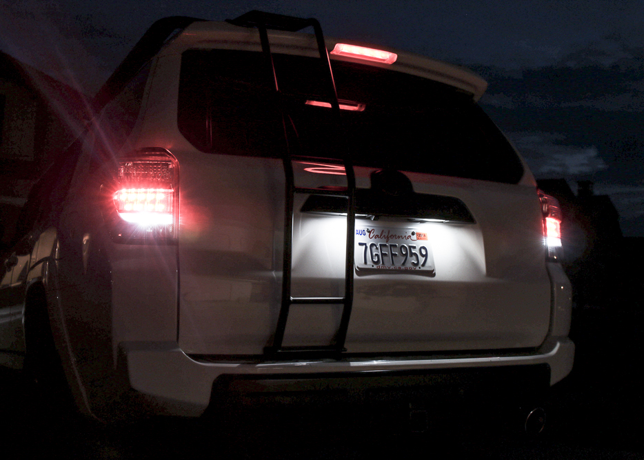 LED Reverse Lights 4Runner - Final