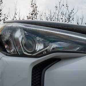 Headlight Moisture