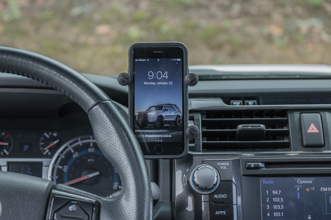 5th Gen 4Runner iPhone/ Droid Phone Mount