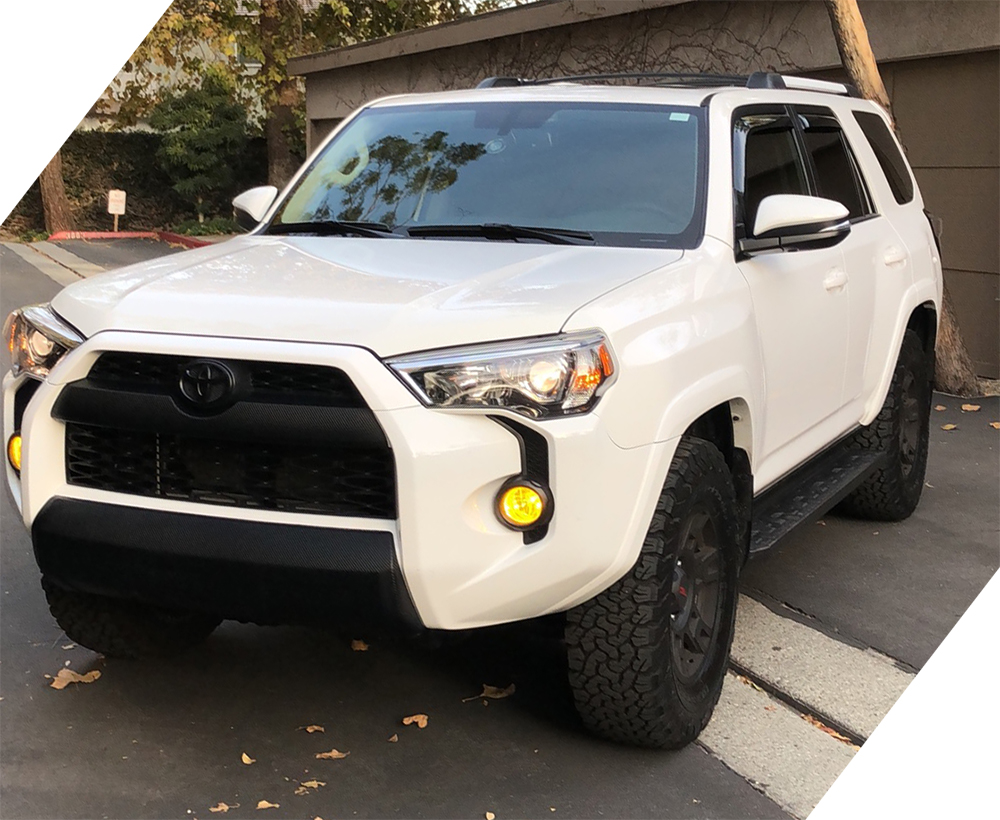Blackout 4runner Front Bumper Valance Step By Step Install Process