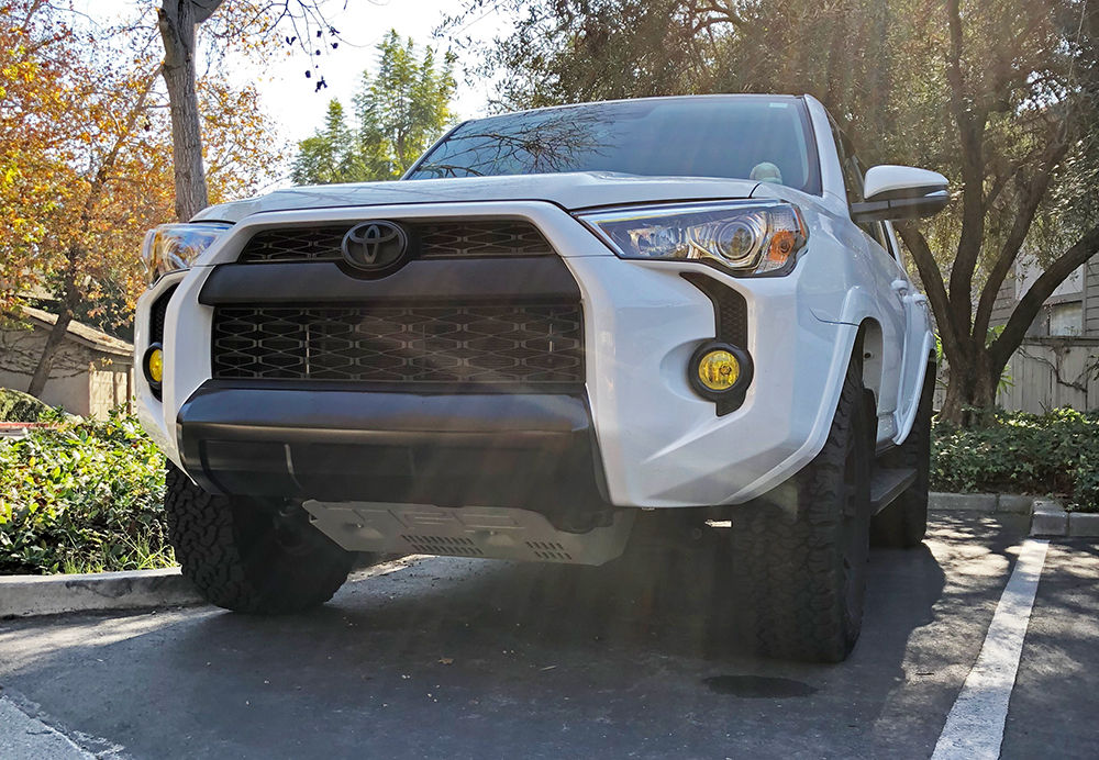 Blackout 5th Gen 4Runner Front Bumper Valance