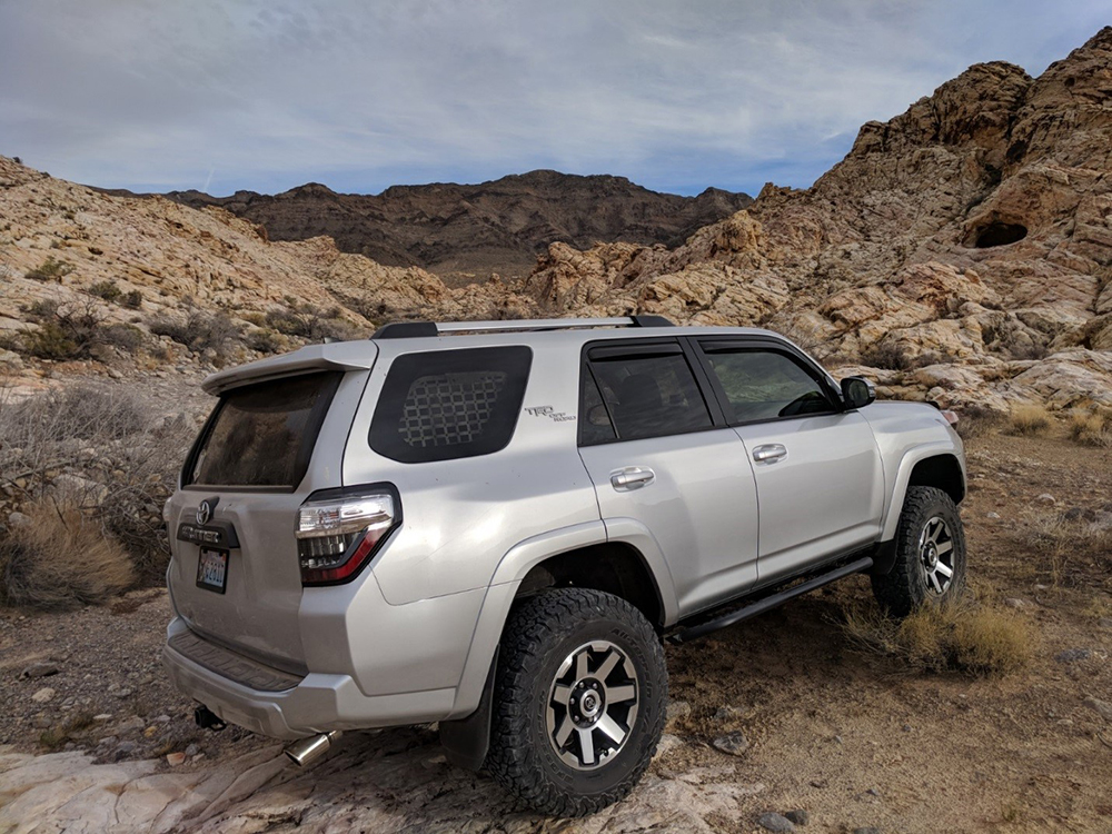 BF Goodrich Ko2 A/T Tires (285/70R17), 4Runner BFG Ko2s Review