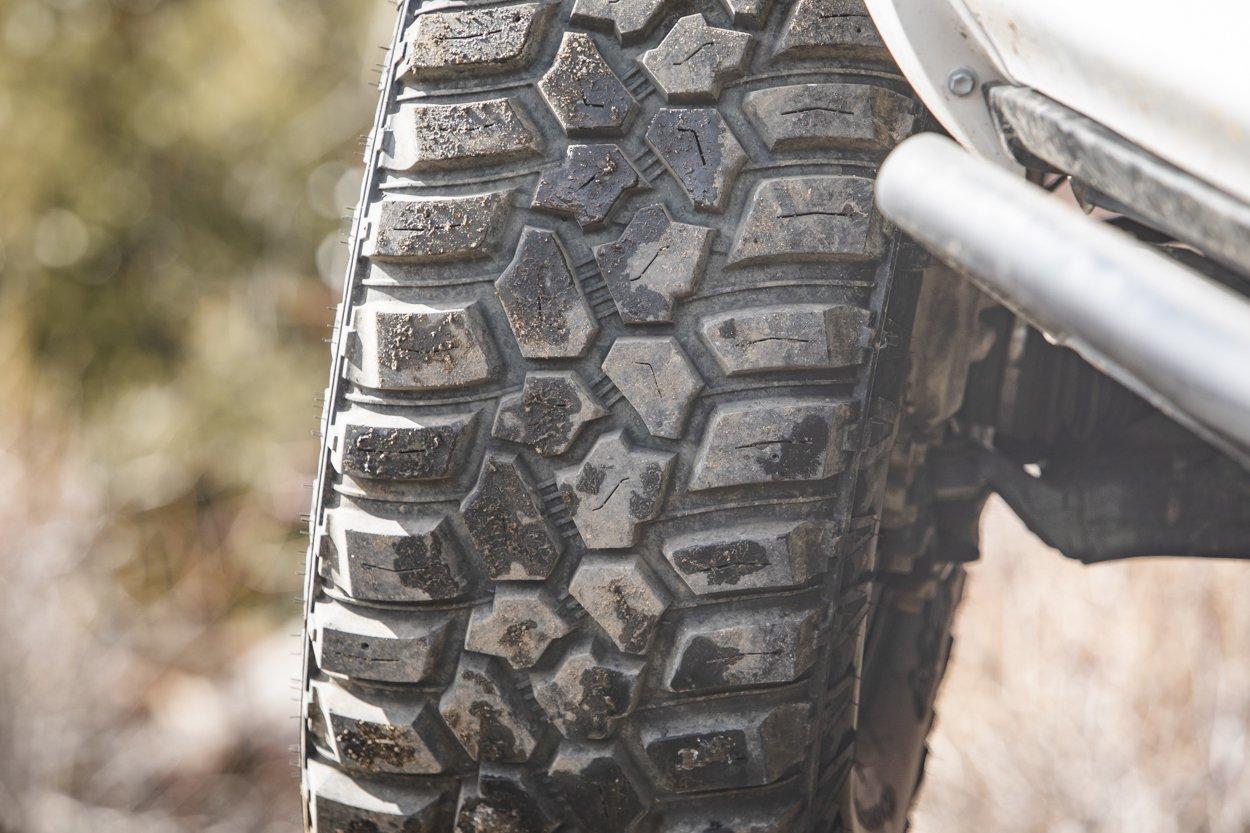 Cooper Evolution M/T (Mud Terrain) Tires - Off Road Performance