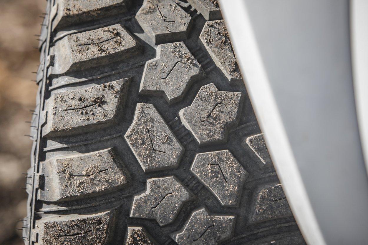 Cooper Evolution MT Tires Tread Pattern