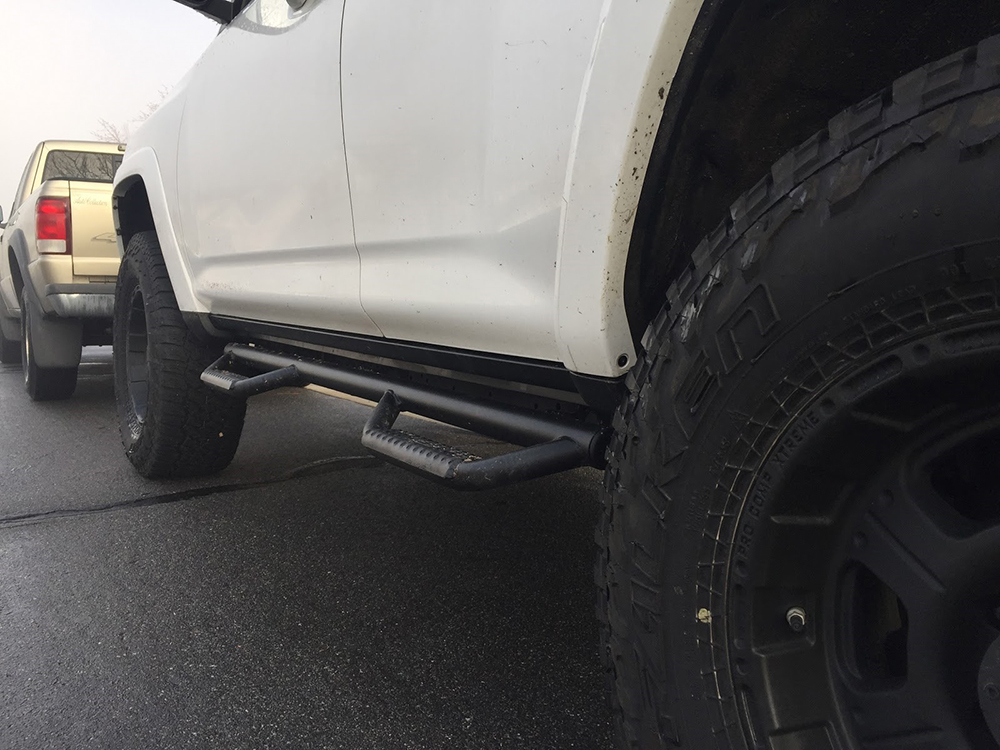 4Runner N-Fab Nerf Bars Review and Overview