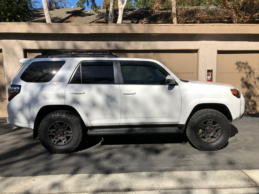 NFab Roof Rack on the 5th Gen 4Runner
