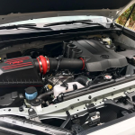 TRD Cold Air Intake Install (2017 4Runner)