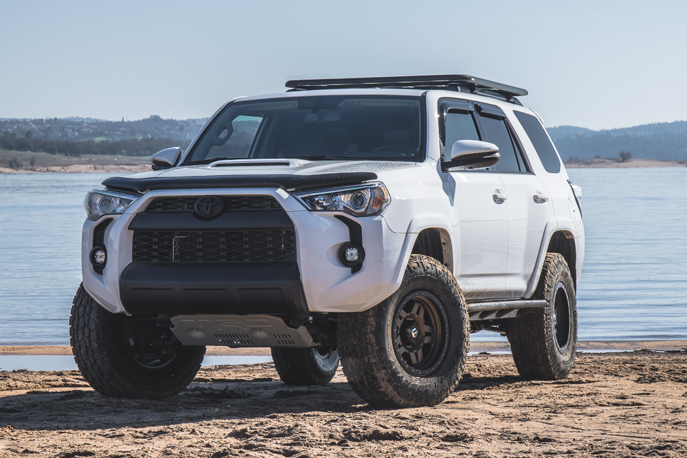 2017 Toyota 4runner >> 5th Gen 4Runner Mods Part 3 - Suspension Lifts, Lift Kits & Leveling Kits