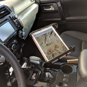 iPad Mount (No Drilling Required) on 5th Gen Toyota 4Runner