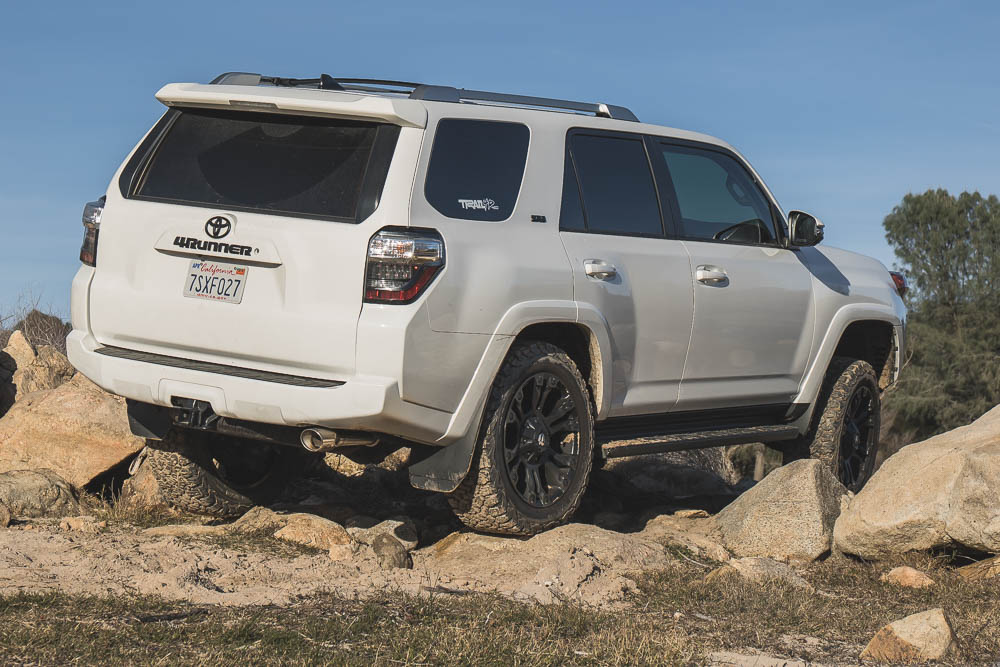 5th Gen 4Runner Borla Exhaust