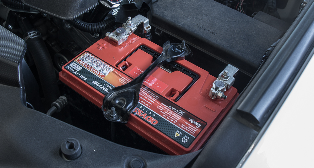 5th Gen 4Runner Battery Replacement Guide