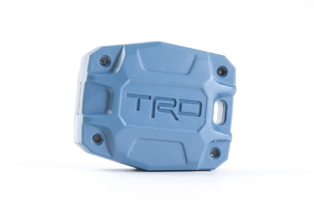 Cav Blue TRD 5th Gen 4Runner Key Fob