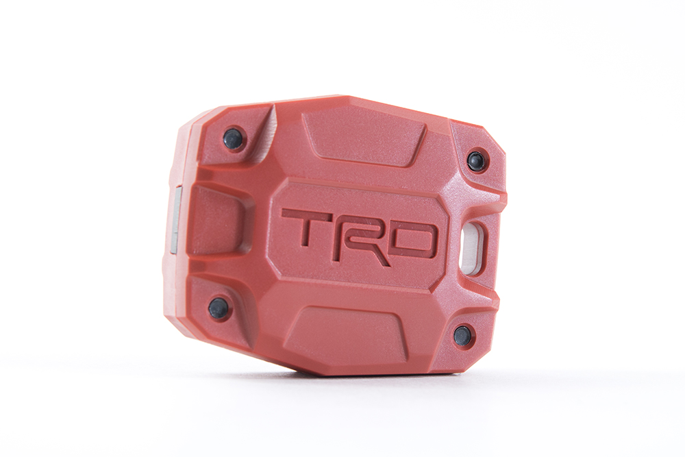 Barcelona Red TRD 5th Gen 4Runner Key Fob