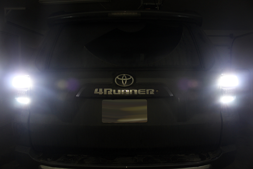 Tail as Turn Mod (LED Module) 5th Gen 4Runner
