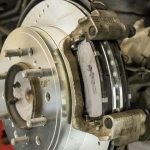 Replacing Brake Pads and Rotors