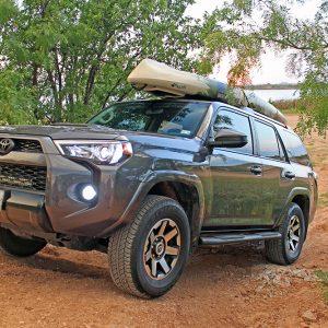 Paddle Board Rack or Kayak Rack for Toyota 4Runner