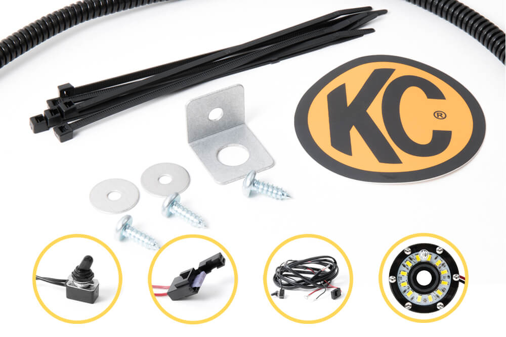 KC HiLites Cyclone LED Lights Overview on Parts