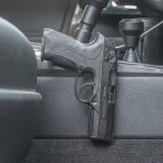 Keeper MG Magnet Mount for Handguns