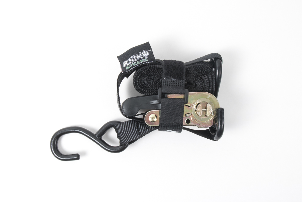 Rhino USA Ratchet Straps (1,823lb Break Strength) - Storage