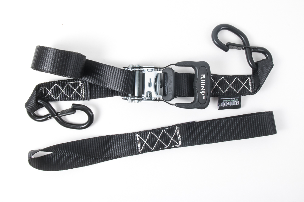Rhino USA Heavy Duty Tie-Down Straps