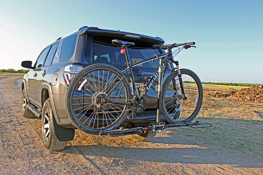 Bike Rack Mount 5th Gen 4Runner (2-Bike Hitch Mount)