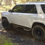 Dobinsons Lift Options, Nittos & Level 8 Wheels