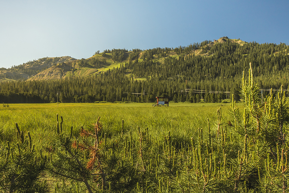 Lake Van Norden & the Summit Valley