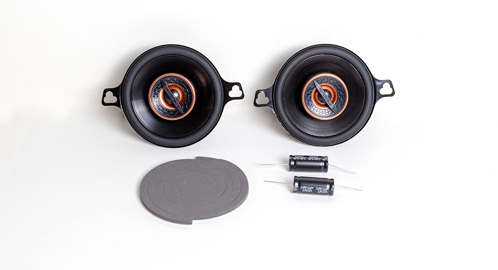 Upgrading the 4Runner's Dash Speakers for Better Audio Quality