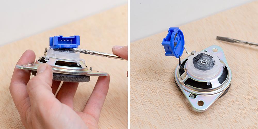 Upgrading the 4Runner's Dash Speakers for Better Audio Quality