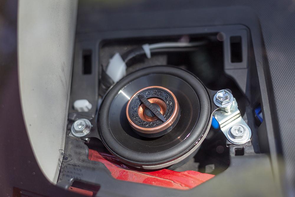 Dash Speaker Swap 5th Gen 4Runner