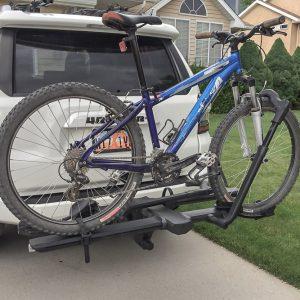 Hitch Bike Rack - Küat NV 2.0 Base Rack for 5th Gen 4Runner