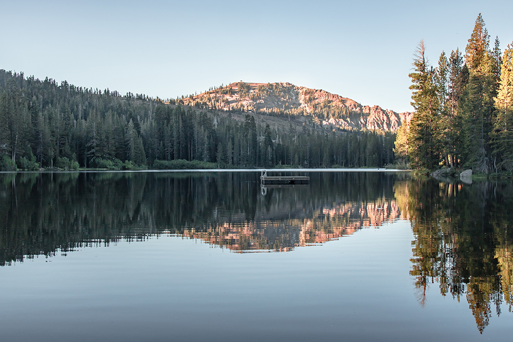 Lake Mary - Donner Pass