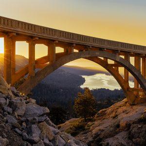 Rainbow Bridge AKA Donner Summit Bridge