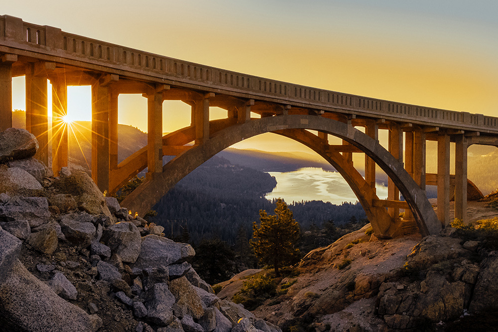 Rainbow Bridge AKA Donner Summit Bridge
