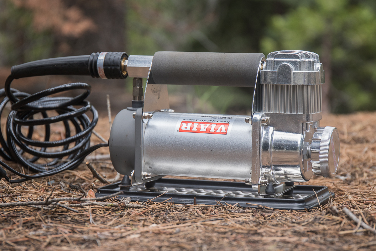 Viair 400P-Automatic Portable Air Compressor Review