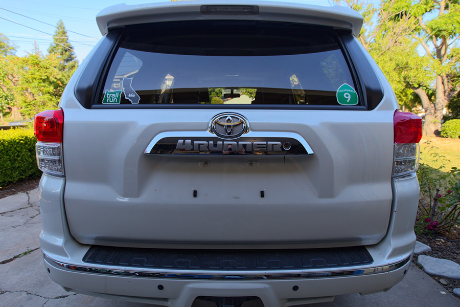 Tail Light Assembly Replacement 5th Gen 4Runner