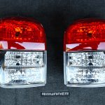 Tail Light Assembly Replacement 5th Gen 4R