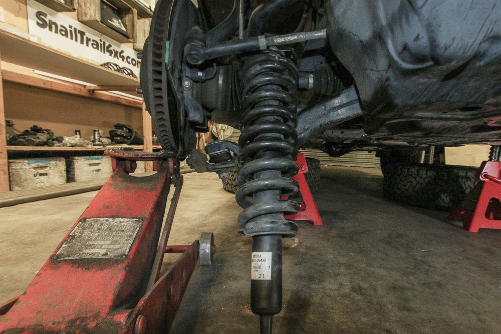 Bilstein 6112 Front Coilover & 5100 Rear Shock Install on