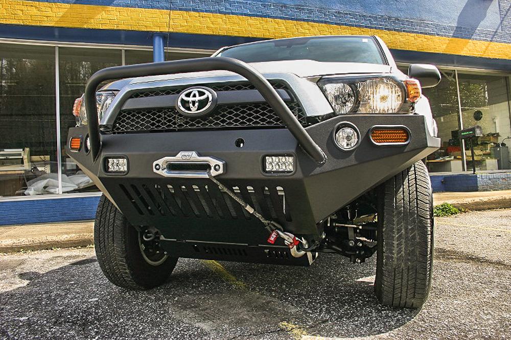 BudBuilt Front Bumper