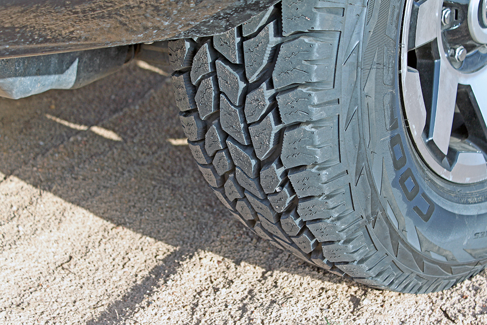 Cooper Discoverer A/T3 Tires - Size Options