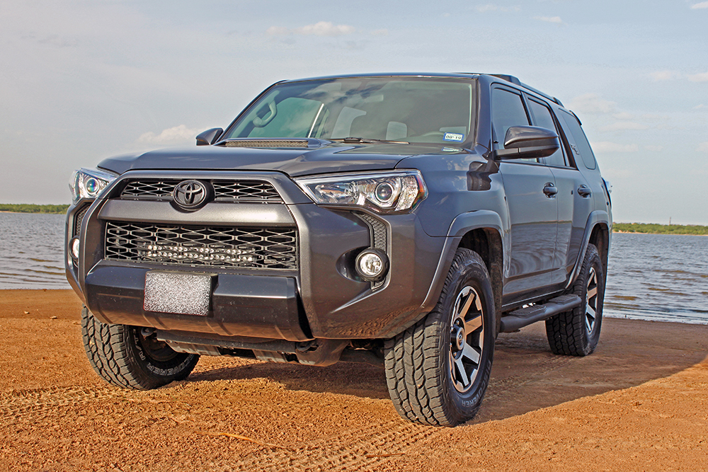 Cooper Discoverer A/T3 Tires on 5th Gen Toyota 4Runner