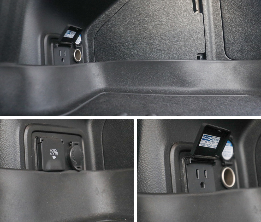Husky Liner Cargo Liners - 4Runner 3rd Row - Tight Fit