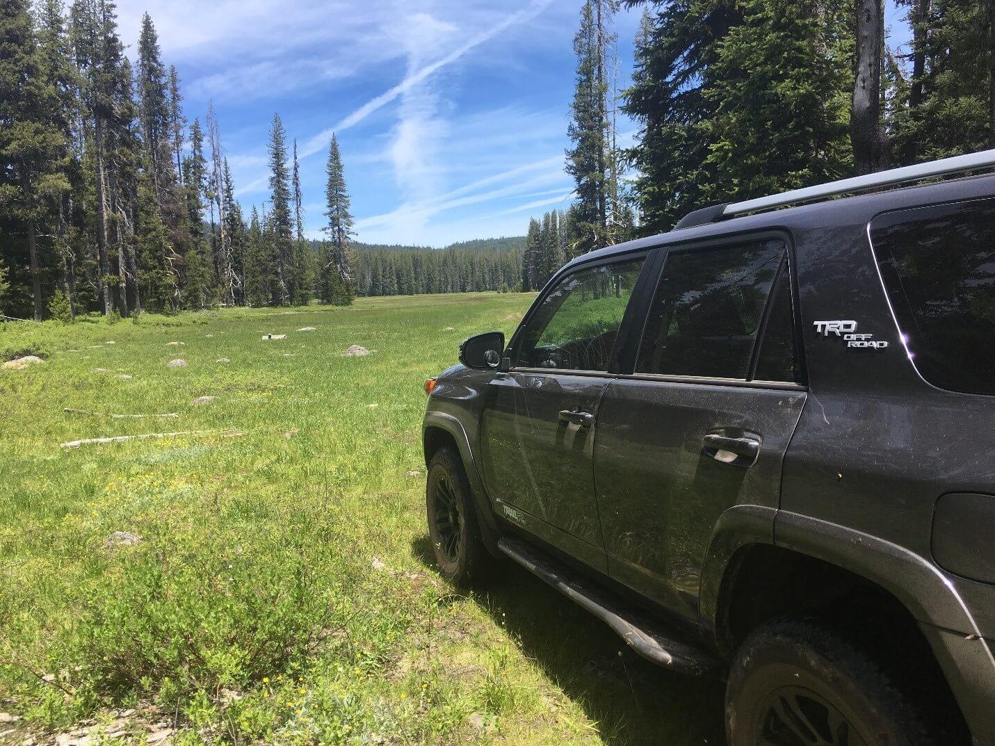 Pelican Butte Trail - Side Trails