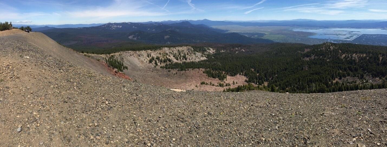 Pelican Butte 4x4 Trail - The Shield