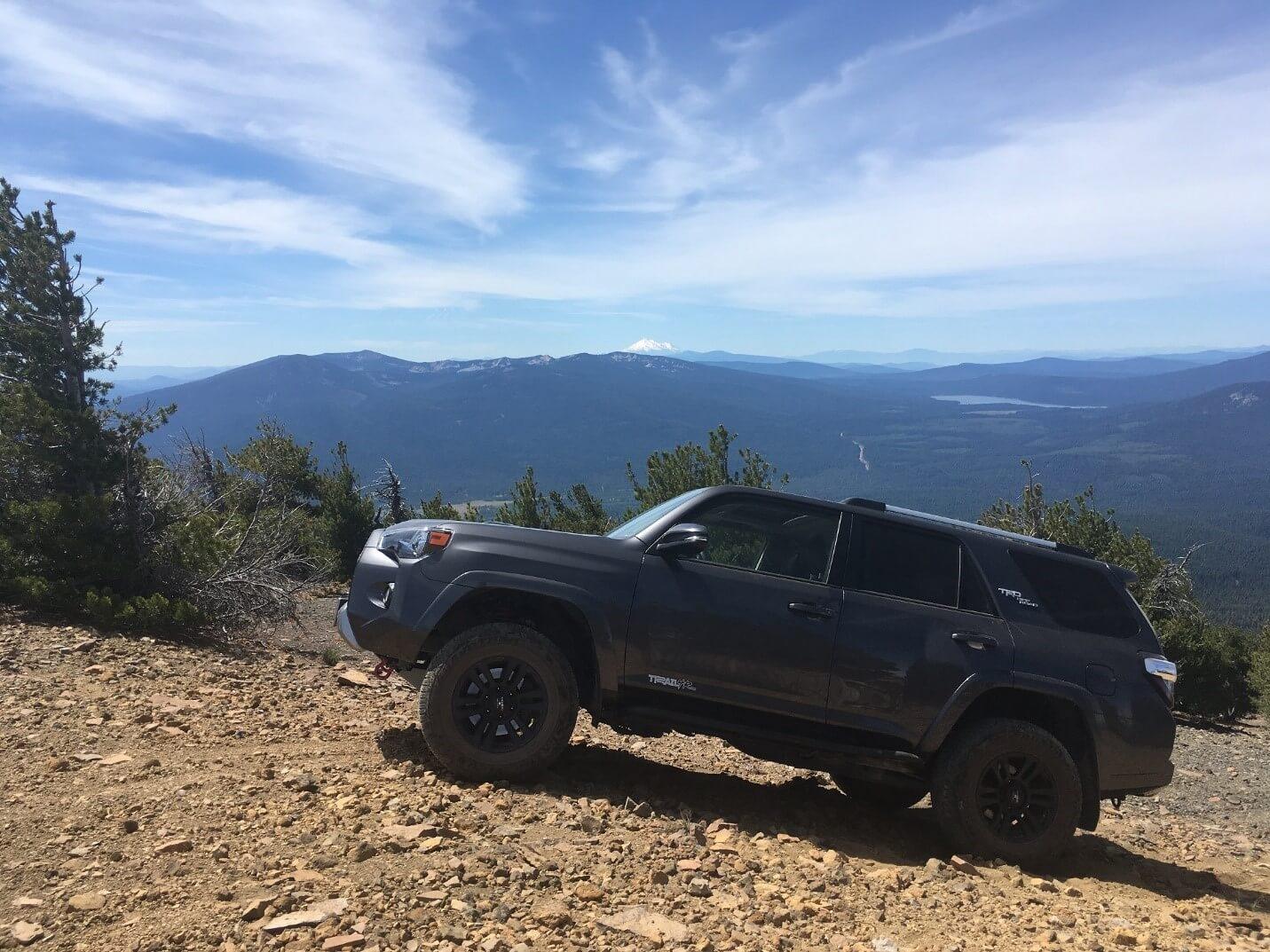 Pelican Butte 4x4 Trail