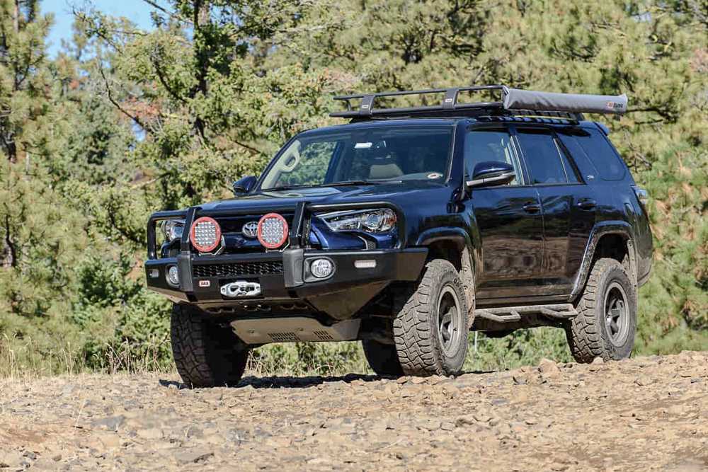 5th Gen 4Runner Front Bumpers, Full-Length & Low Profile Bumper List